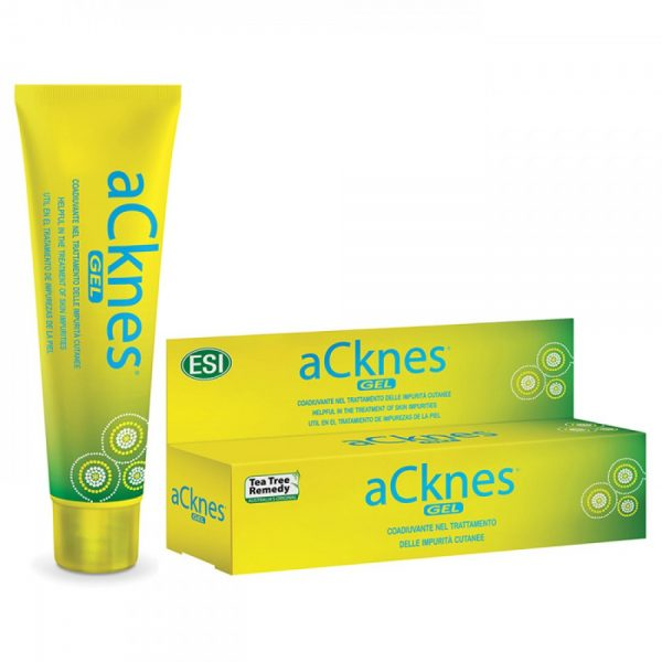 Gel anti acne, Acknes gel ESI, 25ml