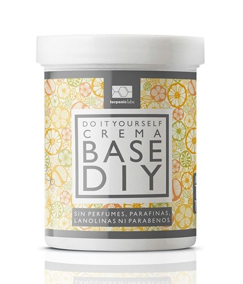 Creme base DIY, 200ml - terpenic labs