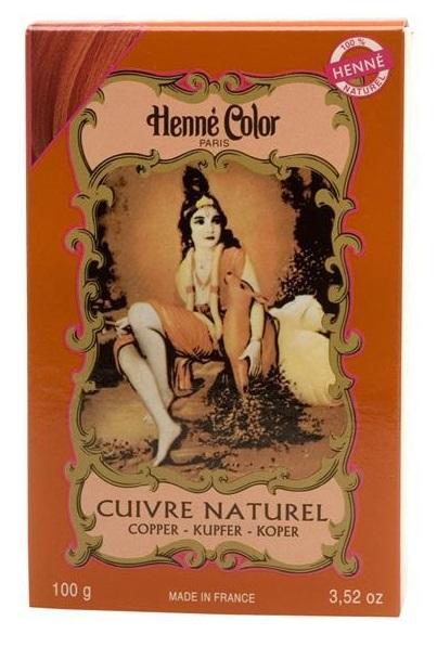 Henné Color pó - cuivre (cobre) - 100g