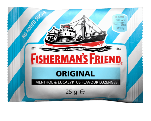 Rebuçados Fisherman's Friend Original