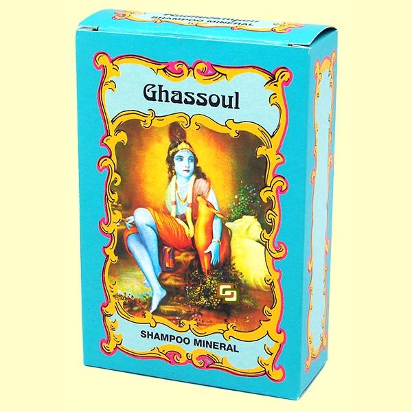 Ghassoul, champô mineral, 100g