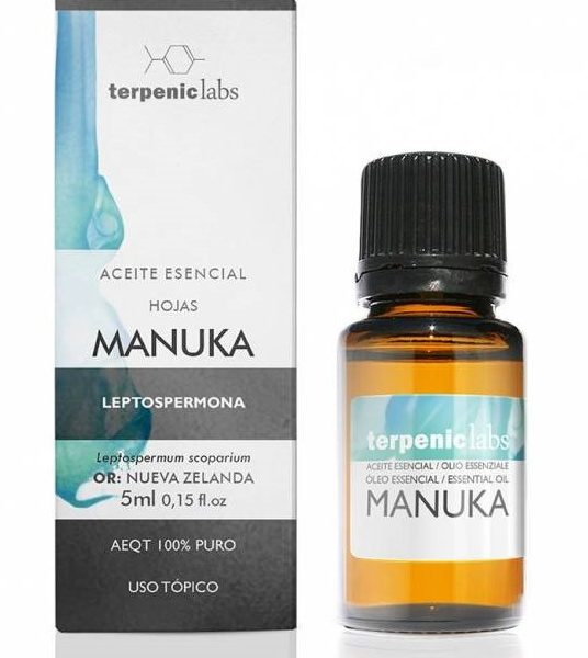 Óleo essencial de Manuka, 5ml, terpenic labs
