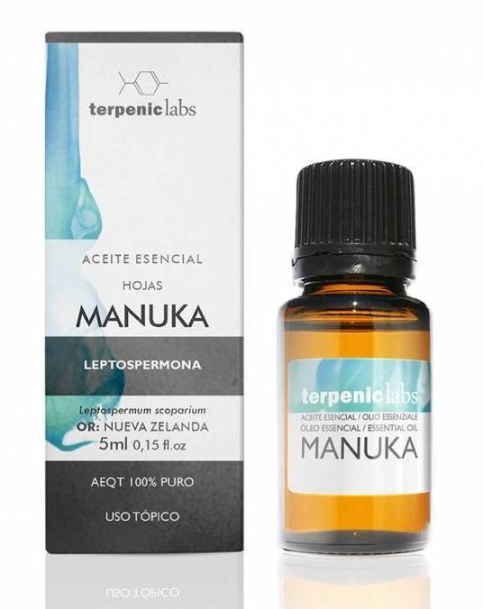 Óleo essencial de Manuka, 5ml, terpenic labs