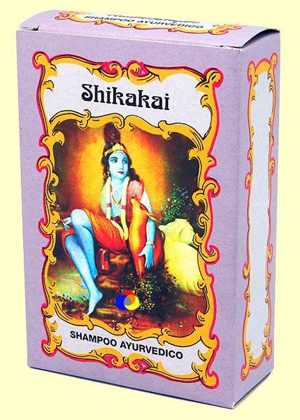 Shikakai, shampoo ayurvédico 100g