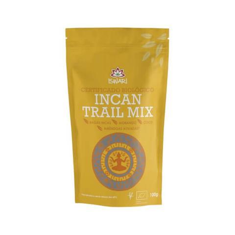 incan trail mix, bagas e frutos secos, Iswari