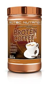 Proteína whey de café, Scitec Nutrition