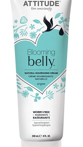 Creme nutritivo natural de Argan - Blooming Belly