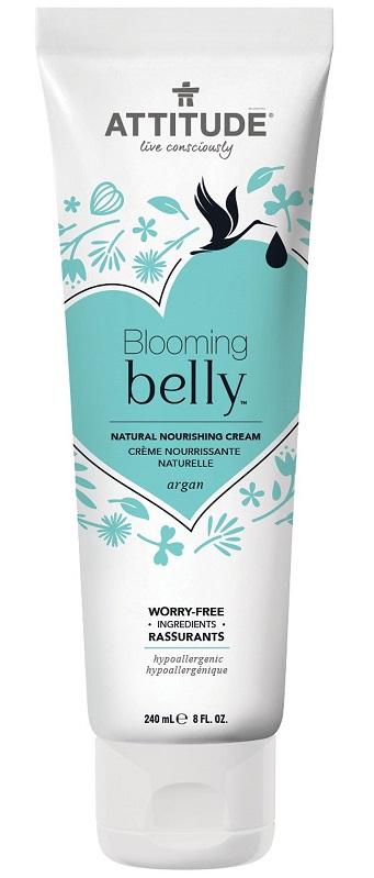 Creme nutritivo natural de Argan - Blooming Belly