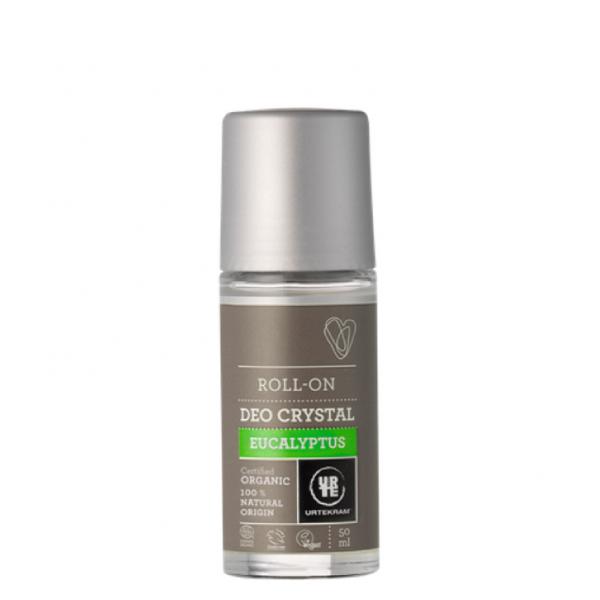 Desodorizante eucalipto, roll-on, Urtekram