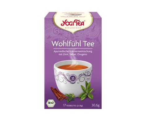 Chá Forever Young bio, Yogi Tea