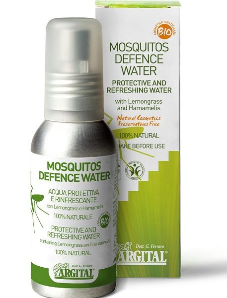 Repelente anti-mosquitos bio, em spray - Argital