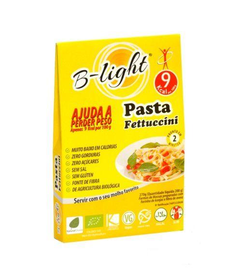 Fettuccini de Konjac biológico, B-Light