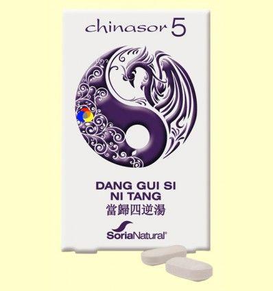 Chinasor 5 - Dang Gui Si Ni Tang