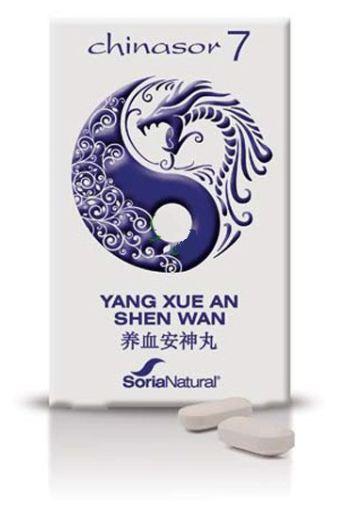 Chinasor 7 - Yang Xue An Shen Wan