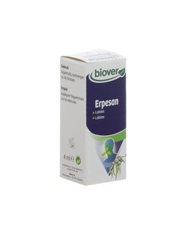 Erpesan, bálsamo labial para o herpes, Biover