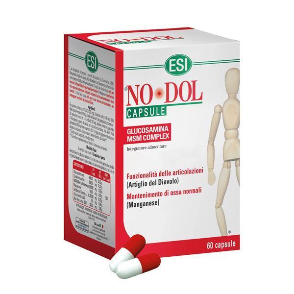 Nodol, dores articulares e musculares - ESI