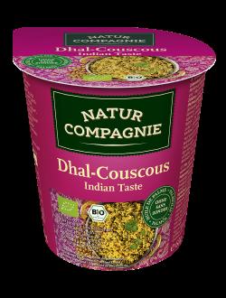 Dhal Couscous - Indian Taste