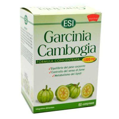 Garcinia Cambogia Super concentrada, ESI