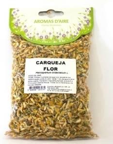 Chá de Carqueja Flor, Aromas D'Aire