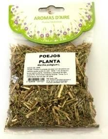 Chá de Poejos, Aromas D'Aire