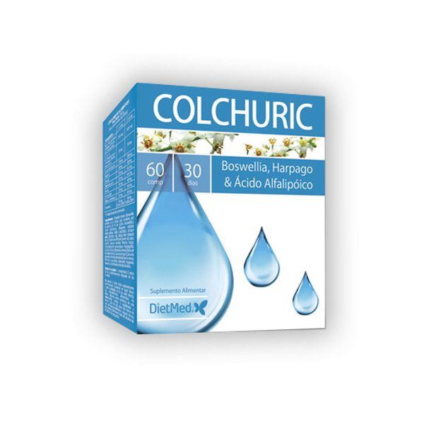 Colchuric, para combater o ácido úrico, dietmed