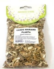 Chá de Cardo Mariano, Aromas D'aire