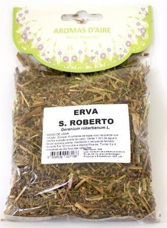 Chá de Erva de São Roberto, Aromas D'Aire