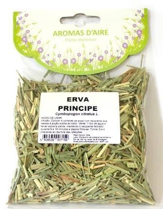 Chá de Erva Principe, Aromas d'aire