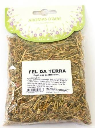 Chá de Fel da Terra, Aromas D'Aire