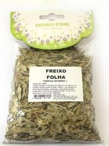 Chá de freixo, Aromas D'aire