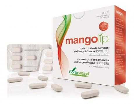 Mangolip, perda de peso, Soria Natural