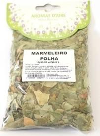 Chá de Marmeleiro, Aromas d'aire