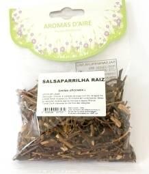 Chá de salsaparilha, Aromas D'aire