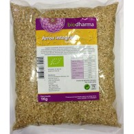 arroz integral redondo, biológico, biodharma