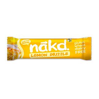Barra Nakd raw, Limão, sem gluten