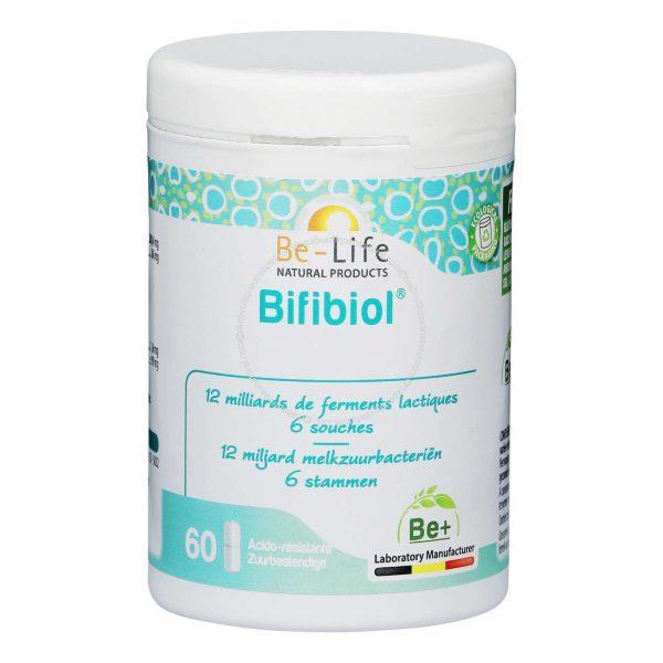 Bifibiol, Probióticos, 60 cápsulas, Be-Life