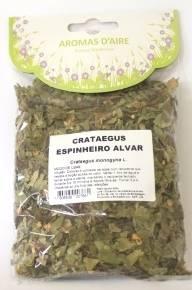 Chá de Crataegus (espinheiro alvar) Aromas D'aire