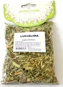 Chá de Lucialima, Aromas d'aire