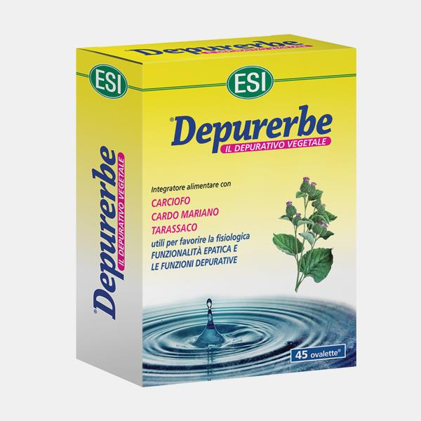 Depurerbe, Detox Sistema hepático