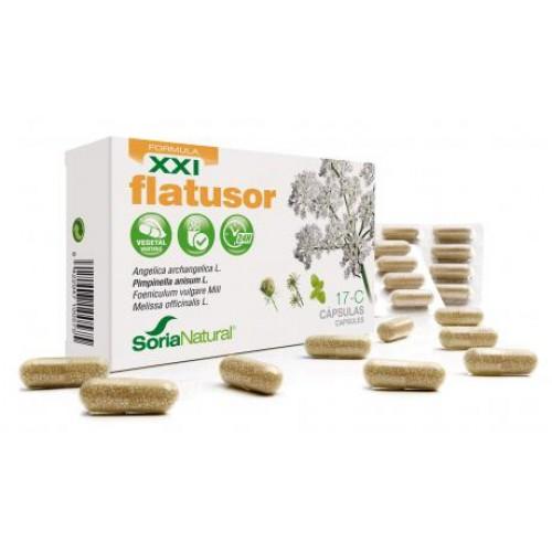 Flatusor, para a flatulência, Soria Natural