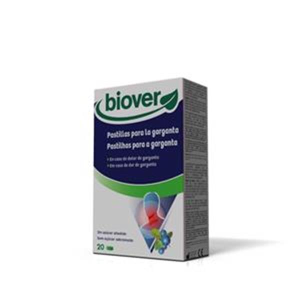 Pastilhas para a garganta, Biover