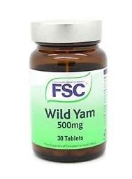 wild yam, extrato de raíz de inhame selvagem, FSC