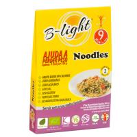 Noodles de Konjac biológico, B-Light
