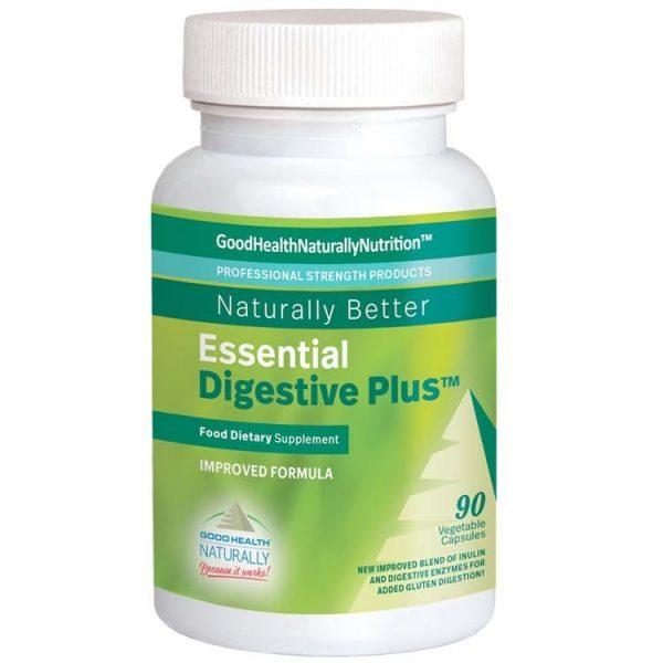 Enzimas digestivas, Essential Digestive Plus