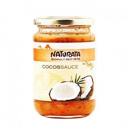 molho de coco tailandês, biológico, naturata