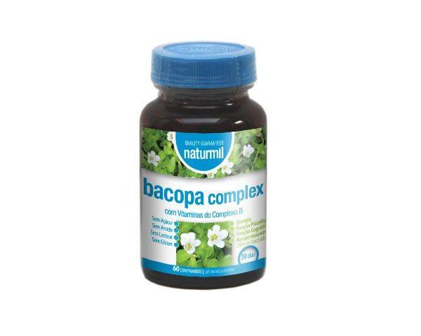 Bacopa complex, 60 comprimidos, Naturmil