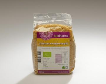 couscous de trigo integral biológico, 500g