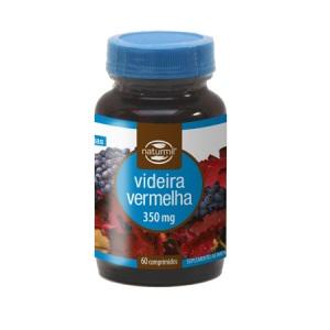 Videira vermelha, 60 comprimidos, Naturmil