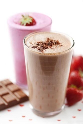 Batido Slim Shake, chocolate, Gold Nutrition