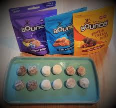 Snack proteico amêndoa, sem gluten, Bounce